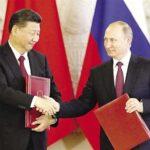 خبير روسي يستبعد تأسيس تحالف عسكري بين موسكو وبكين