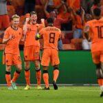 هولندا تتغلب على أوكرانيا في كأس الأمم الأوروبية