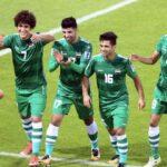 العراق يستعيد صدارة المجموعة الثالثة في تصفيات آسيا