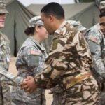 «الأسد الإفريقي».. نزول الجيش الأمريكي في الصحراء المغربية بعتاده العسكري
