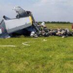 مقتل 4 وإصابة 4 بجروح بالغة في تحطم طائرة وسط روسيا