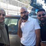 الإفراج عن الناشطة الفلسطينية منى الكرد