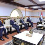اتفاق مصر والسودان على التنسيق المشترك بشأن أزمة سد النهضة