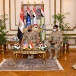 اتفاق مصري أمريكي على استمرار التعاون العسكري