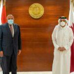 القاهرة والدوحة تؤكدان أهمية التضامن العربي في أزمة سد النهضة