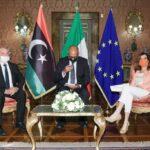 رئيس البرلمان الليبي يبحث سبل دعم العلاقات مع إيطاليا