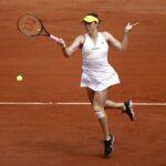 اعتقال لاعبة التنس الروسية يانا سيزيكوفا في بطولة فرنسا