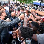 اعتقال «مدير ناد لعشاق المبارزة» صفع ماكرون على وجهه