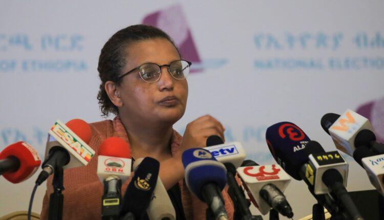 بيرتوكان ميدقسا رئيسة هيئة الانتخابات الوطنية في اثيوبيا
