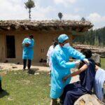 3403 وفيات و91702 إصابة كورونا جديدة في الهند