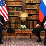 انتهاء أول جولة من المحادثات بين بوتين وبايدن بعد نحو ساعتين