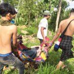 صور| الحرب في ميانمار تدفع عشرات الآلاف للفرار إلى الغابات