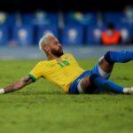 نيمار ينتقد أرضية الملاعب التي تستضيف بطولة كوبا أمريكا