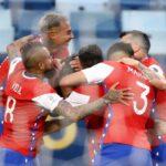 تشيلي تفوز 1-صفر على بوليفيا في كوبا أمريكا