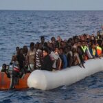 سفينة تجارية تنقذ 270 مهاجرا متجهين إلى أوروبا قبالة شواطئ ليبيا