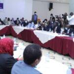 استئناف المفاوضات بين الحكومة السودانية والحركة الشعبية بجوبا