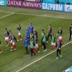 استئناف مباراة الدنمارك وفنلندا بعد استقرار الحالة الصحية لإريكسن