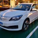 إطلاق أول سيارة كهربائية في مصر