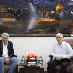 السنوار: سندرس مع الفصائل الفلسطينية وسائل الضغط على الاحتلال