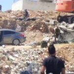 استشهاد فلسطينية قرب حاجز حزما بالقدس