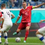 روسيا تنعش آمالها بعد الفوز على فنلندا في  «يورو 2020»