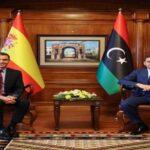 الدبيبة: نعمل على تفعيل اللجنة الليبية الإسبانية المشتركة