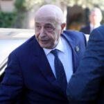 عقيلة صالح يزور إيطاليا لبحث التطورات في ليبيا