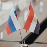 مصر وروسيا تناقشان القضية الفلسطينية وسد النهضة