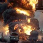 قتلى وجرحى في انفجار شاحنة في نيجيريا