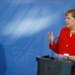 ميركل: على الاتحاد الأوروبي التمسك بـ«الحوار الصعب» مع روسيا