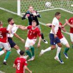 بطولة أوروبا.. فرنسا تتعادل مع المجر في مباراة مثيرة