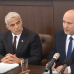 غزة وطهران تستحوذان على أول اجتماع للحكومة الإسرائيلية الجديدة