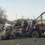 الداخلية الليبية تكثف جهودها لضبط المتورطين في تفجير سبها