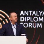 قضايا شرق المتوسط والسياسات التركية على طاولة منتدى أنطاليا