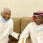 الهلال السعودي ينعى نجمه السابق ناجي عبد المطلوب