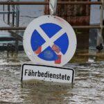 المياه تغمر مركزا للتطعيم في جنوب غرب ألمانيا