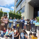 حملة فلسطينية للمطالبة بالإفراج عن أسرى محرري صفقة شاليط
