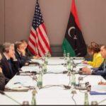وزير الخارجية الأمريكي يؤكد دعم بلاده مساعدة ليبيا