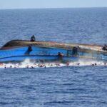 غرق ما لا يقل عن 23 مهاجرا أفريقيا قبالة سواحل تونس