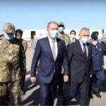 وزير الدفاع التركي يصل ليبيا في زيارة غير ملعنة مسبقاً