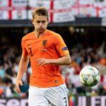 مدرب منتخب هولندا يعلن غياب «دي ليخت» عن مواجهة أوكرانيا