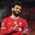 صلاح ينافس على جائزة أفضل لاعب في الدوري الإنجليزي