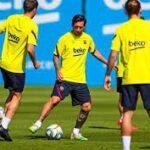 برشلونة يحدد موعد التحضيرات الخاصة بالموسم الجديد