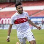 شتوتجارت يعلن انتقال لاعبه الأرجنتيني جونزاليس إلى فيورنتينا