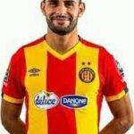 إصابة لاعب الترجي التونسي حسين الربيع بفيروس كورونا