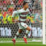 رونالدو يقود البرتغال لاكتساح المجر في اليورو