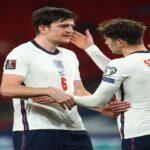 منتخب انجلترا يستعيد لاعبه هاري ماجوير بعد تعافيه من الإصابة