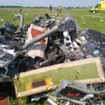 4 قتلى و15 مصابا في تحطم طائرة روسية قرب سيبيريا