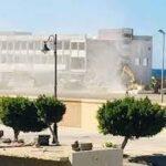 ثكنة عسكرية للفتيات تتحول إلى مجمع ترفيهي وسط طرابلس