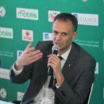 عبد الرحمن حماد رئيسًا للجنة الأولمبية الجزائرية حتى 2024